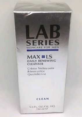LAB SERIES SKINCARE FOR MEN MAX LS DAILY RENEWING CLEANSER 150ml 100%Genuine