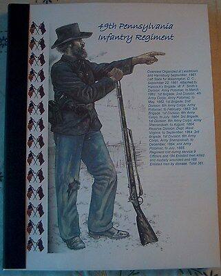 Civil War History of the 49th Pennsylvania Infantry Regiment