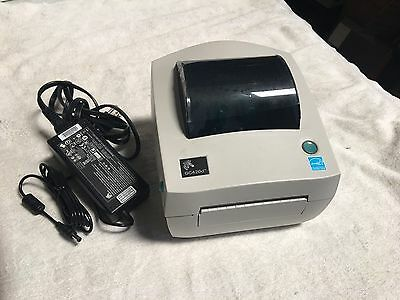 Zebra GC420d - Direct Thermal Receipt / Label Printer - USB, Serial, & Parallel