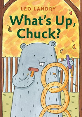 Leo Landry-What`s Up, Chuck?  (Us Import)  Book New