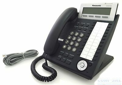 Panasonic KX-DT333-B Digital Display Business Office Phone FREE SHIPPING