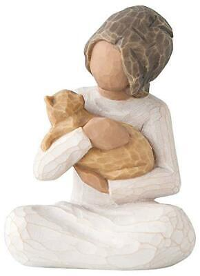 KINDNESS GIRL Willow Tree Figurine with Darker hair 27464