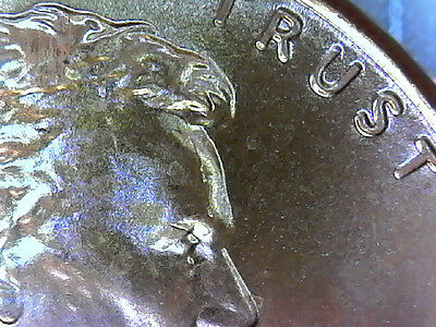 2017-P Lincoln Cent Error coins, 6 coin lot, 6 of the most common Errors,