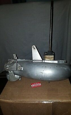2005 Honda Marine Bf 35/50 Jet Drive And Mid Section Only One On Ebay!
