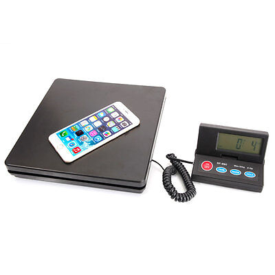 Smart Weigh USPS 110lb 50kg/2g Portable LCD Digital Shipping Postal Scale