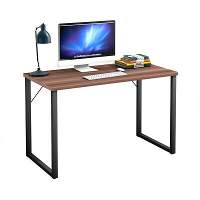 Wood Computer Desk PC Laptop Table Writing Study Workstation Home Office New
