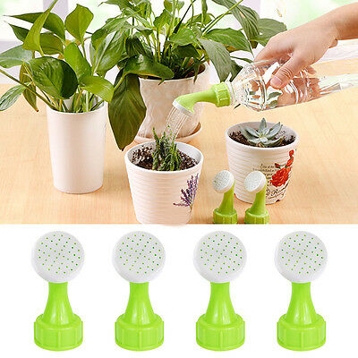 2x New Watering Sprinklers Portable Household Pot Plants Waterer Shower Nozzle