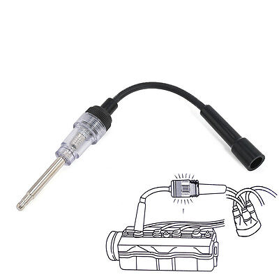 Spark Plug Test Ignition Coil Tester Engine Wire Detective Test Tool