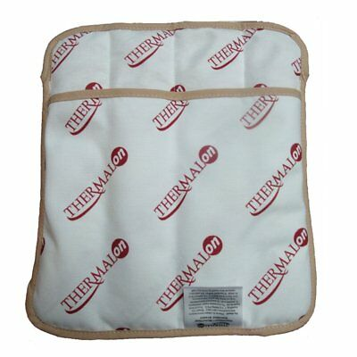 """Thermalon Microwave Moist Heat Pad For Shoulder, Abdomen, 9"""" X 12"""" (Pack of 3)"""
