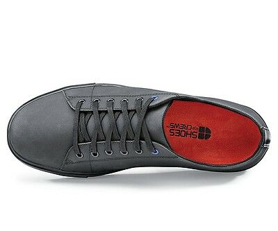 "33464 SHOES FOR CREWS >DAMEN-SCHNÜRSCHUHE ""OLD SCHOOL III"" SCHWARZ Gr. 35-43 SFC"
