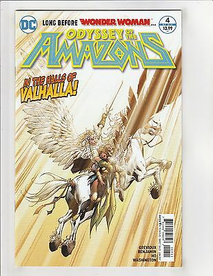 Odyssey of the Amazons #4 NM- 9.2 DC Comics Wonder Woman