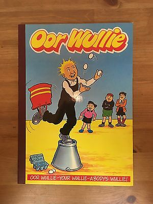 Oor Wullie Annual 1990 In Excellent Condition
