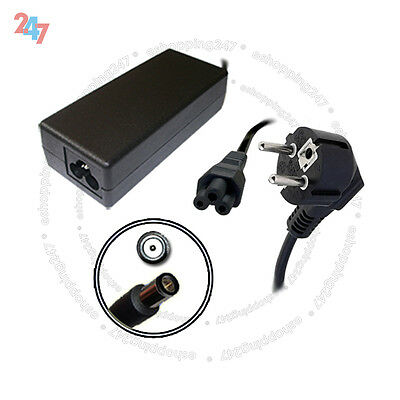 Laptop Adapter For HP 463955-001 90W SMART KG298AA90W + EURO Power Cord S247