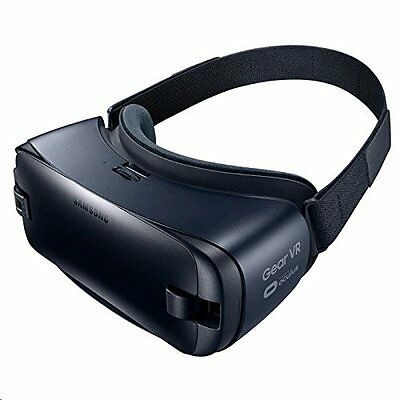 Samsung Gear VR Headset Oculus for Galaxy Note 5 S7 S6 edge S7 - Blue Black
