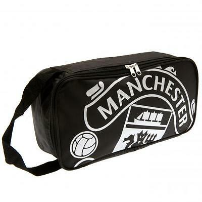c5f7ce87f1 New Manchester United FC Official Merchandise Football Club Boot Shoe Bag RT