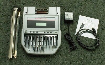 Stenograph Stentura Protege with accesories