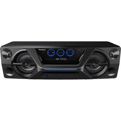 Panasonic SC-UA3E-K 300 Watt High Power Mini Hi-Fi System Bluetooth Hi-Fi