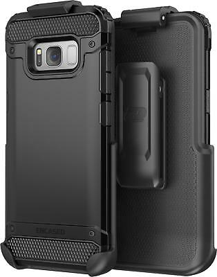 Samsung Galaxy S8 Plus Belt Clip Holster Case, Protective Strong Case
