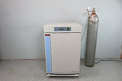 Thermo Forma 3110 CO2 Water Jacketed Incubator with Warranty SEE VIDEO