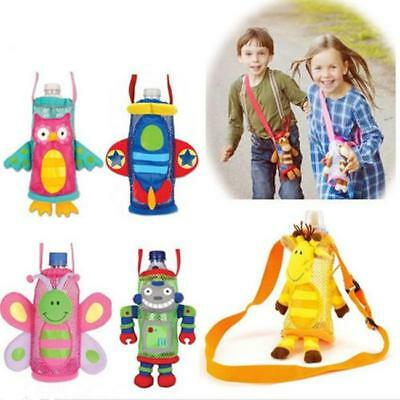 Cute Animal Baby Water Bottle Protective Cover Feeder Bottle Pouch Holder New C