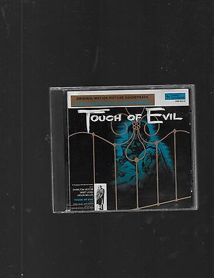 Touch of Evil Original Motion Picture Soundtrack Henry Mancini CD