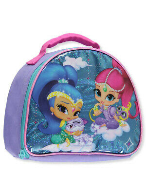 """Shimmer and Shine """"Magic Hugs"""" Insulated Lunchbox - turquoise/multi, one size"""