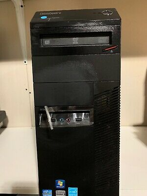 Lenovo ThinkCentre M92p 1G7 Tower Core i5-3570 3.40GHZ  8GB 250 GB HDD Linux