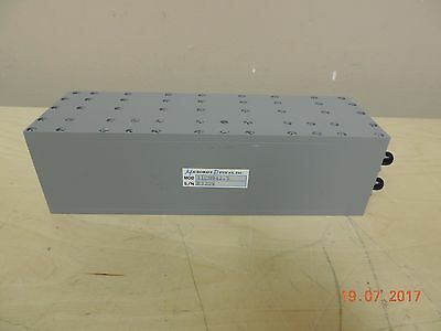 Microwave Devices RF Band Pass Filter - 11CN942.5 - Used/Untested/As-Is