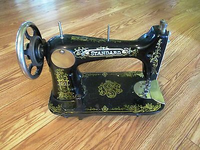 """Vintage Standard  Rotary 1904 Sewing Machine Cleveland """"Stout"""""""