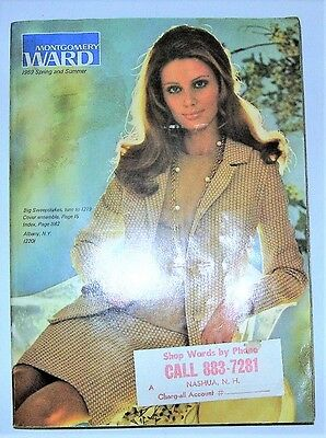 1969 Montgomery Ward Spring & Summer Catalog