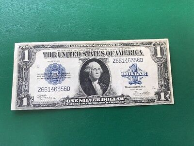 Fr-237 $1 Large Silver Certificate Fresh Notes