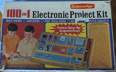 100 in 1 Electronic Project Kit