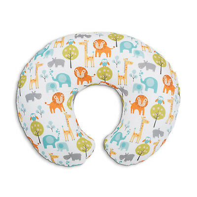 NEW Chicco Boppy Pillow Peaceful Jungle