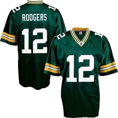 #12 Aaron Rodgers Green Bay Packers NFL jersey Brand new with tags!