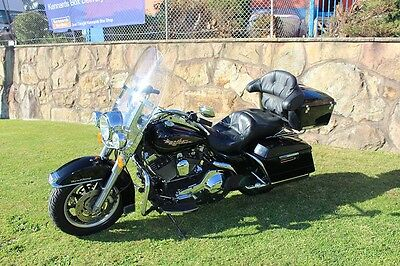 Harley Davidson Road King FLHR 1450cc With King Touring Pack 41,xxxxKM