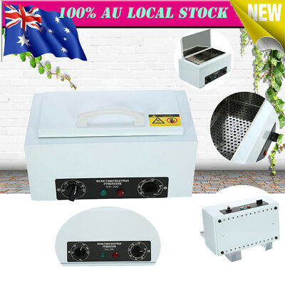 220V Towel Sterilizer Cabinet Warmer Disinfection Heater Beauty Hotel Salon Spa