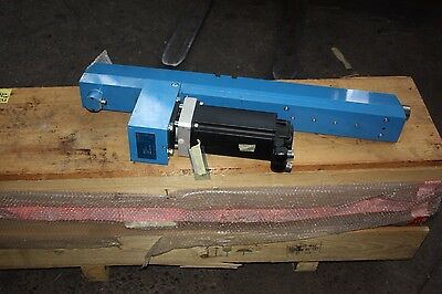 Kistler NC Joining Module NCFS 2152B25350  25/15 350 SERVO linear ACTUATOR Press