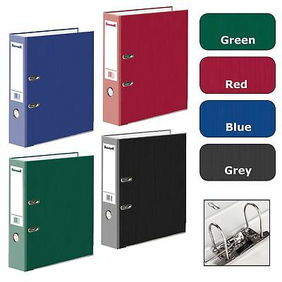 1 5 or 10 A4 Large 75mm Lever Arch Files Folders Stationery Document Office