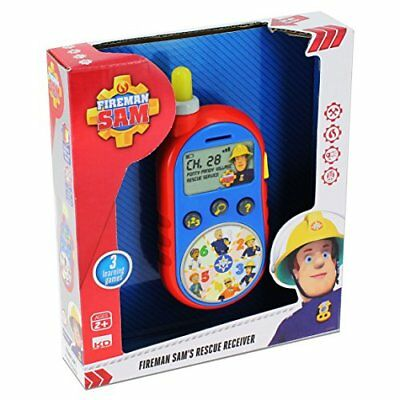KD Toys S13250 Fireman Sam Rescue Receiver Toy