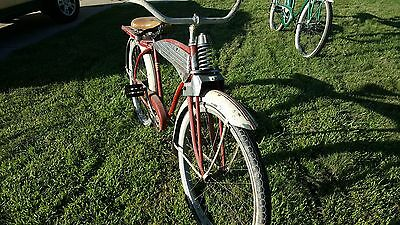 Huffy vintage byke dont no the year i now bike is spelled wrong but thats how it