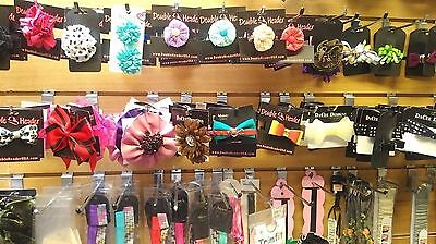 Mixed Selection of Girls Hair Clips Bows 20x Pcs Hairpins Accessories Decoration