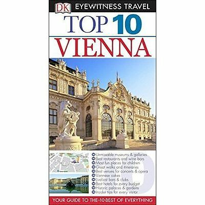 DK Eyewitness Top 10 Travel Guide: Vienna, Leidig, Michael, Zoech, Irene, New Bo