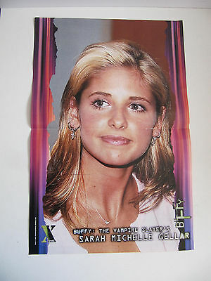 Articles from Xpose Magazine No.32 (March 1999) Buffy the Vampire Slayer (TV)