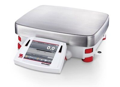 OHAUS Explorer® Precision Balance High Capacity EX12001 AM (30057099)