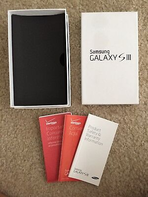 samsung galaxy s6 III box Only