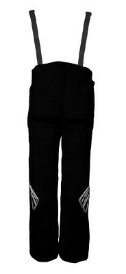 Cortech Blitz Black Small Snowmobile Snowcross Mens Bibs Pants Snow Sml Sm S