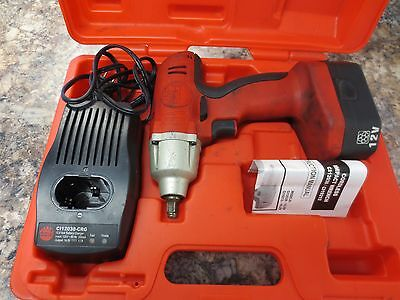 Mac Tools Corless Impact Wrench Ci12038 12V W/ Battery&charger Free Shipping