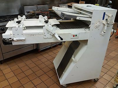 Bloemhof - Simplex Dough Sheeter & Moulder, Bread, Pastry, Pizza Crust