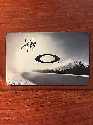 Oakley $100 Gift Card Free Shipping