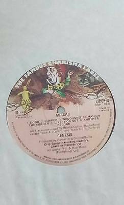 Genesis Abacab Rare Irish Pressing 12'' LP